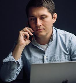 Погружаемся в бизнес клиента, изучаем специфику