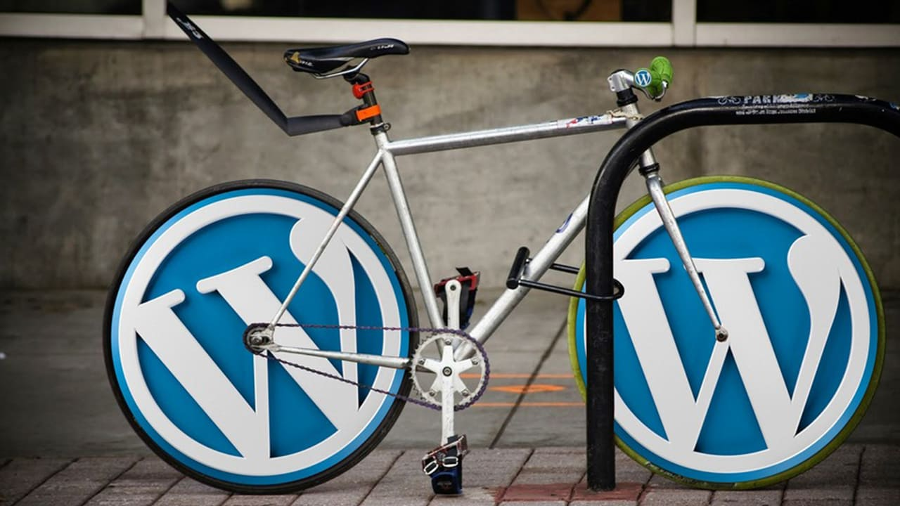 Сайт для WordPress